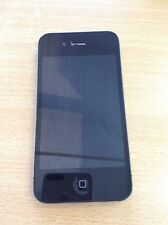 USED APPLE IPHONE 4 16GB BLACK A1332 TELSTRA #1