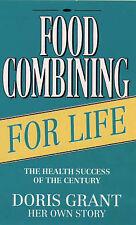 Food Combining for Life - Doris Grant - Paperback Book