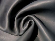 lambskin leather hide skin hides Extra Large Charcoal Black drapey glove soft