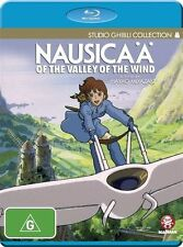 Nausicaa Of The Valley Of The Wind (Blu-ray, 2010)