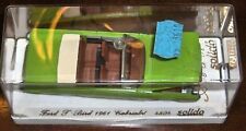 SOLIDO AGE D'OR NEUF + BOITE 1/43me FORD T-BIRD #4504