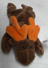 TY Beanie Baby Chocolate The Moose 1993 Mint Heart Tag