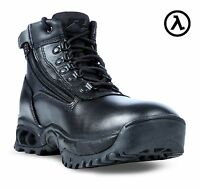 "RIDGE AIRTAC 6"" ZIPPER WATERPROOF TACTICAL BOOTS 8003 ALWP *ALL SIZES - M/W 4-15"