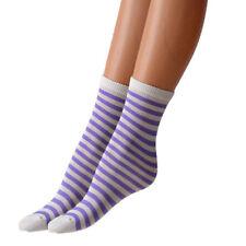 6 paia di calzini corti da Donna in cotone elasticizzato e taglia unica