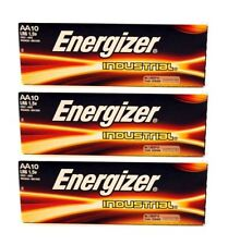 30 x Energizer AA Industrial Battery Alkaline Long Expiry Date