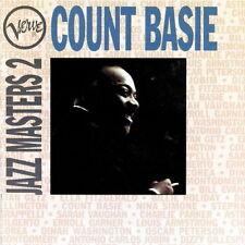 Count Basie Jazz Masters 2 (Big Red, April In Paris) 1994 Verve CD