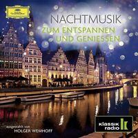 NACHTMUSIK (KLASSIK-RADIO-SERIE) -AVITAL/BARENBOIM/GILELS/LSO  2 CD NEU VARIOUS