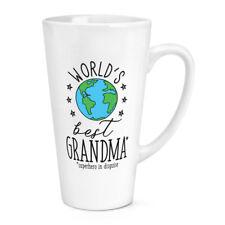 world's mejor abuela 483ml Grande Latte Taza - Regalo Divertido Regalo Abuela