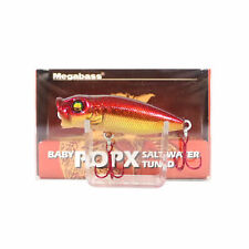 Megabass Pop X Baby SW Floating Lure GLX Akakin (4152)