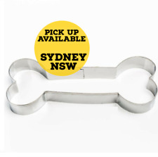 Dog Bone Large Stainless Steel Cookie Cutter