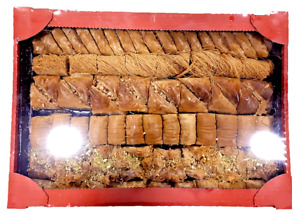 Mixed Baklava Tray 5.5LB (2.5Kg) Kosher From Israel