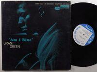 GRANT GREEN Am I Blue BLUE NOTE LP mono NY USA