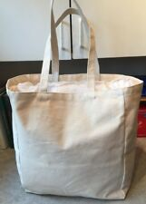 Large Reusable Grocery Tote Heavy Duty, Shopping Bag Cotton Canvas Bag
