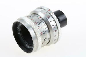 ZEISS Biotar 12,5mm f/2 - SNr: 4919168