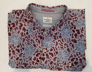Tommy Bahama L/S Hibiscus Shirt-XXL