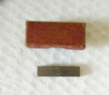 Starrett No 154a Mini Adjustable Parallel