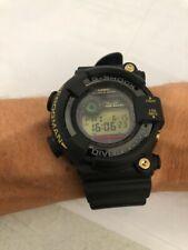 Casio G-Shock GF8235D-1B 35th Anniversary Frogman Black Gold Tough Solar