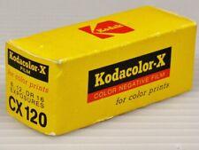 KODAK KODACOLOR-X Film 120 Format,1973,Factory Sealed