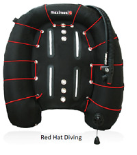 Red Hat Diving. 90 LB (ca. 40.82 kg) Maximus Wing. NUOVO