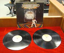 LP Record - Saturday Night Fever Original Soundtrack / RSO RS2 4001 - 1977