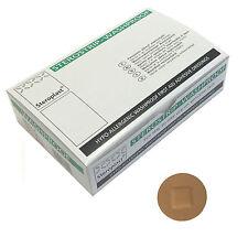 Box of Steroplast Sterostrip Washproof Hypo-Allergenic Tan Spot 2.4cm Plasters