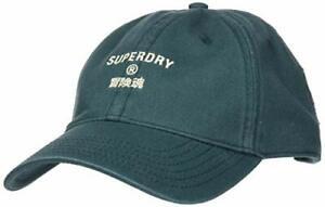 Superdry Women's Baseball Cap, Cerulean Dusk
