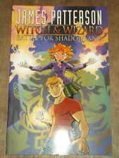 WITCH & WIZARD BATTLE FOR SHADOWLAND VOL 1 IDW JAMES PATTERSON < 9781613770726