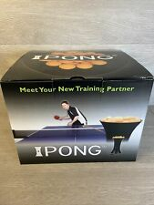 New listing iPong Trainer Motion Table Tennis Training Robot with Multiple Settings NEW