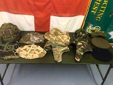 British Army Helmet Covers MK6- Desert Camouflage