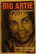 #OB16<, Arthur Beetson;Ian Heads BIG ARTIE S/cover Postage Fast & FREE Ask Agnes