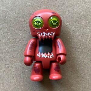 Jeff Soto Signed Red Potato Stamp Designer Urban Art Toy Series 3 Toy2R Qee