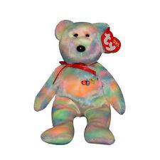 Ty Beanie Baby Bidder - MWMT, Bear eBay
