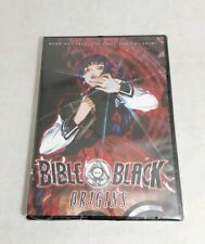 Bible Black Origins DVD (Fantasy Anime/Not For Children) New Sealed Rare VHTF