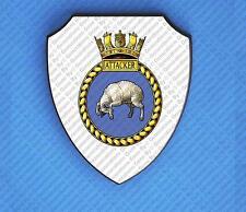 HMS ATTACKER WALL SHIELD