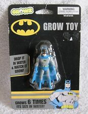 NEW - BATMAN - DC COMICS - GROW YOUR OWN BATMAN - GROWS UP TO 6X IT'S SIZE!!