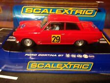 Scalextric Ford Cortina GT 1964 Coupe des Alpes, C3023
