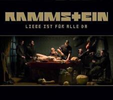 Rammstein - Liebe Ist Für Alle Da (NEW 2 VINYL LP)