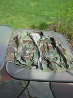 Vintage US Army Camo Long Sleeve Shirt