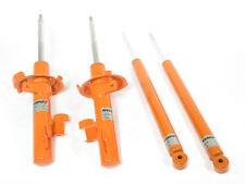 KONI STR.T (Orange) Shocks Struts Front & Rear 10-13 Mazda Mazda3 Sedan & Hatch
