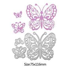Butterfly Cutting Dies Scrapbook Embossing Die Stencils Album Card Paper Craft