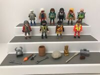Playmobil Geobra Figures Mixed Lot People & Accessories