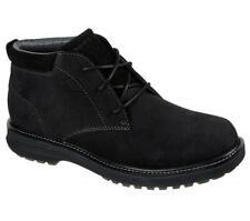 Skechers USA Mens Wenson - Prado boot in Black