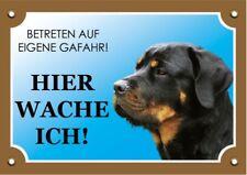 Nobby 93147 Warntafel Rottweiler