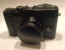 Fujifilm FinePix X10 Digitalkamera mit Extras, OVP, SD, TOP!!