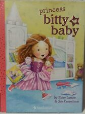 American Girl Bitty Baby Hardcover Book - Princess Bitty Baby