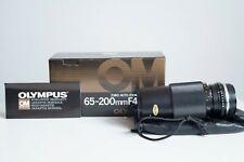 Olympus Zuiko Auto-Zoom 65-200mm F4 - neuwertig