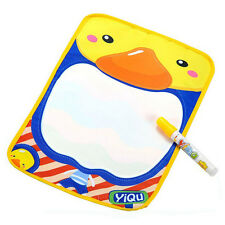 Doodle Toy Gift Magic Pen+Water Drawing Painting Writing Mat Board R7J3