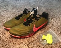 New Nike Zoom Rival M 9 Mens With Spikes Racing Shoes Size 8.5 AH1020-301