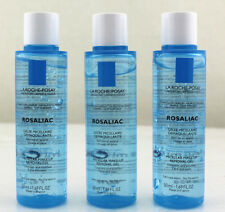 3 La Roche-Posay Rosalic Micellar Makeup Remover Sensitive Skin 3X50ml New