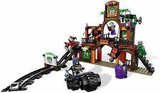 6857 LEGO (DC Comics) The Dynamic Duo Funhouse Escape w/ 5 minifigs - New